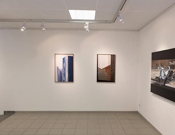 exhibition view, Galerie am Judensand, Grit Reiss