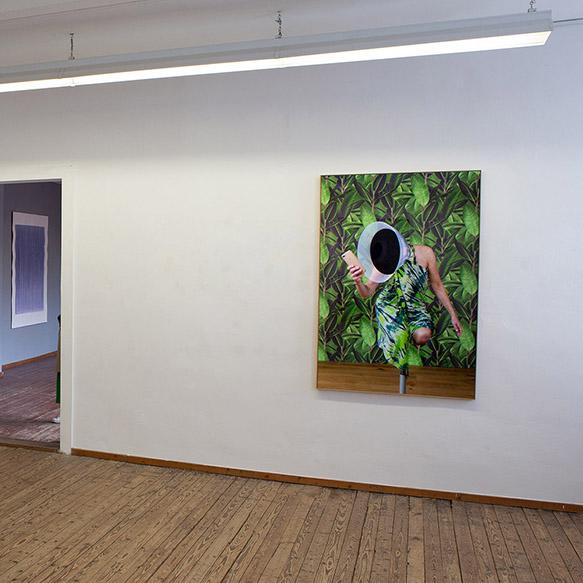 #gritreiss #picasso #performanceart #neuerkunstvereinaschaffenburg #mainzerkunst